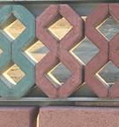 彩砖是所有路面砖的总称,环保砖以粉煤灰、煤渣、硅石、尾矿渣、